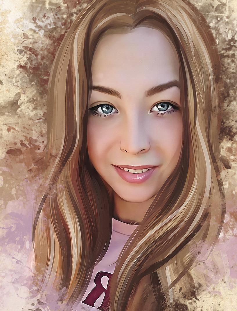 Нарисовать рисунок по фотографии онлайн